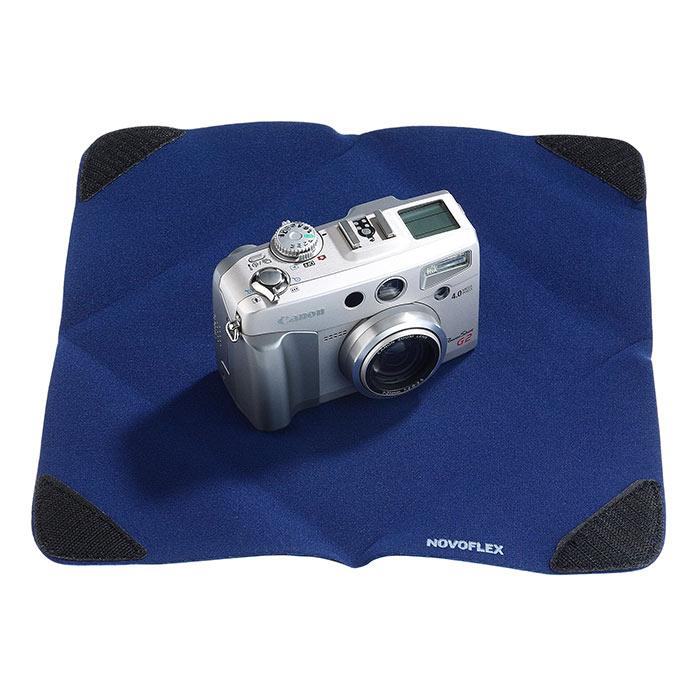 Novoflex Einschlagtuch Wrap-S blau 20x20cm